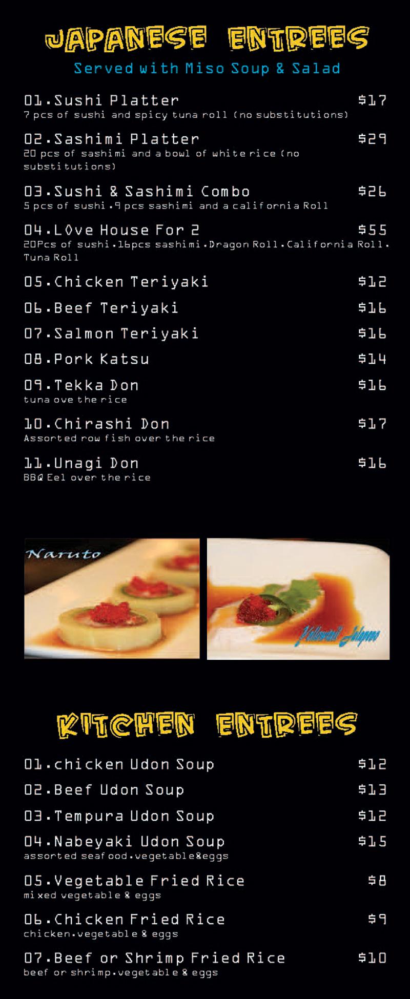 Sushi Pirate-North Aurora